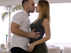 No shopping just screwing for slutty Mia Ferrari - hard by Only3x