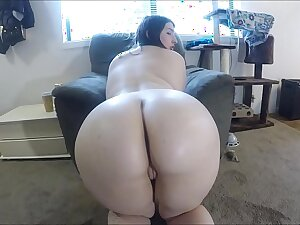 Oiled Up Anal Copulation After Massage With Teen PAWG